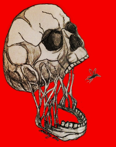 MeltingSkullred-1