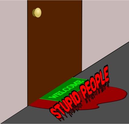 HorrorStupidtcard