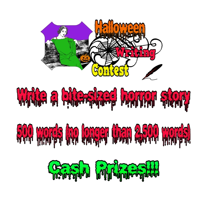 write a bite sized horror story or poem scribble down a story about a rude poltergeist or perhaps write about a masked maniac who has a morbid sense of - Halloween Short Story Contest