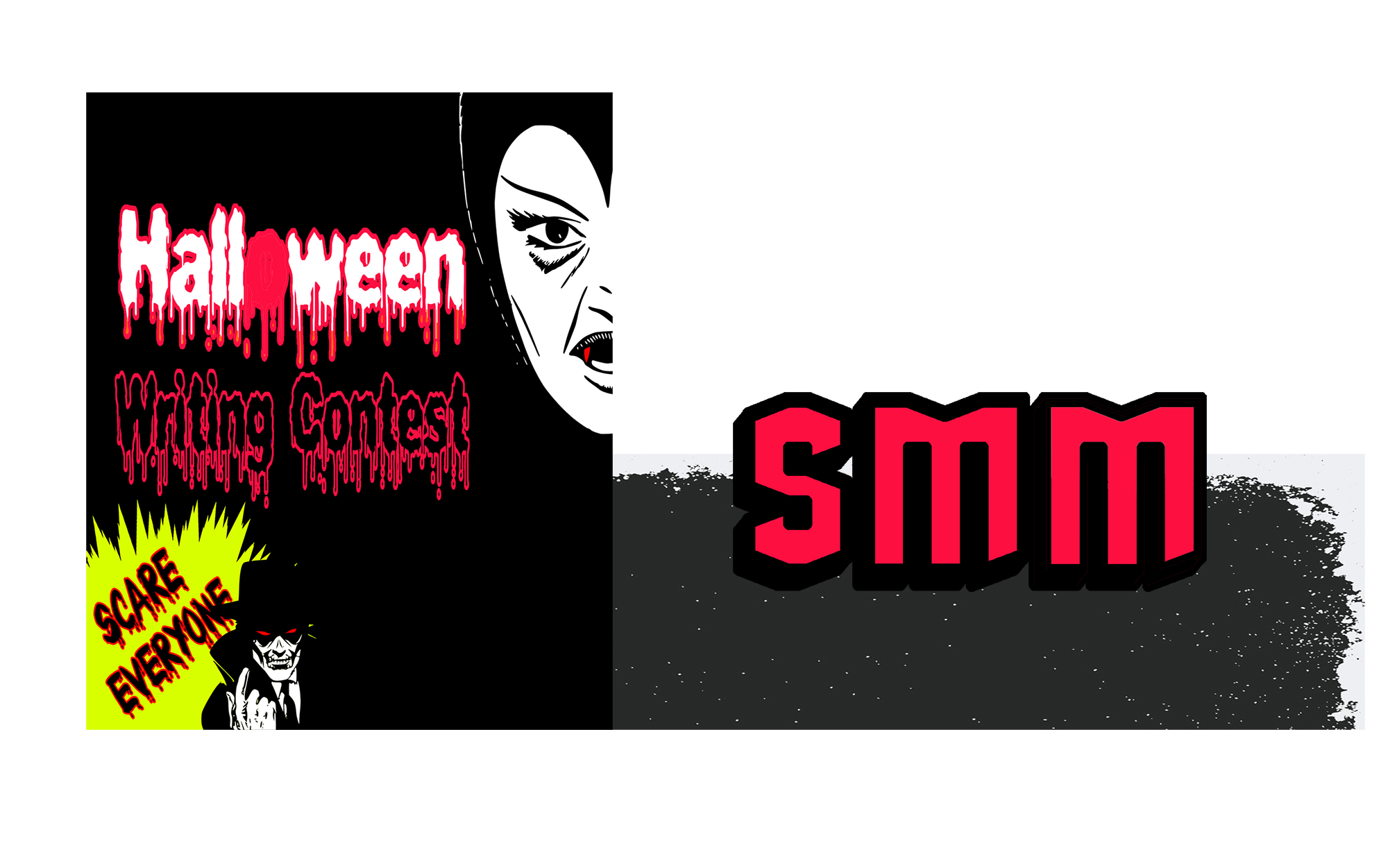 Raise the Dead: Enter into the SMM 2017 Halloween Horror Writing Contest