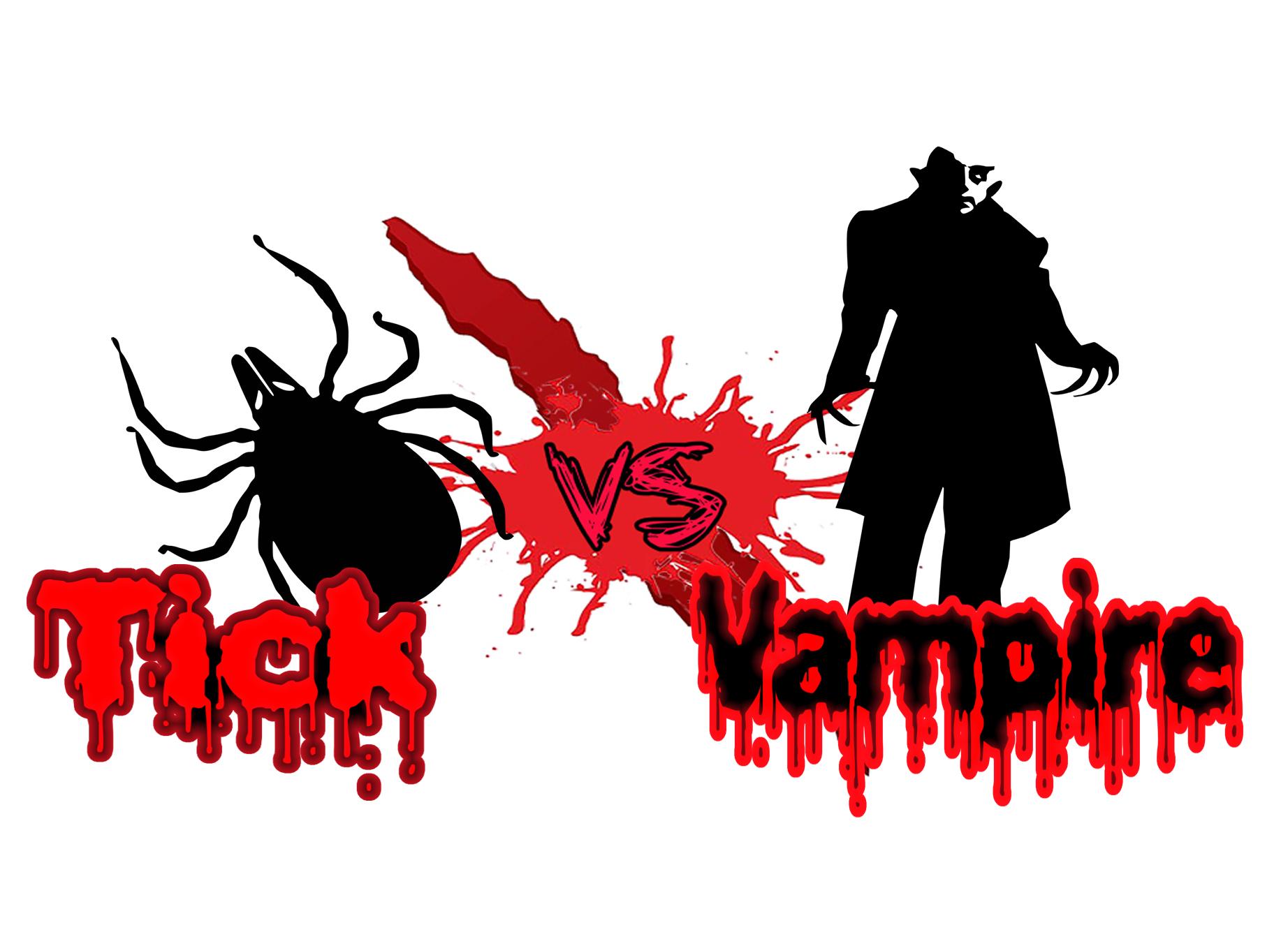 Deadliest Bloodsucker: Tick vs Vampire