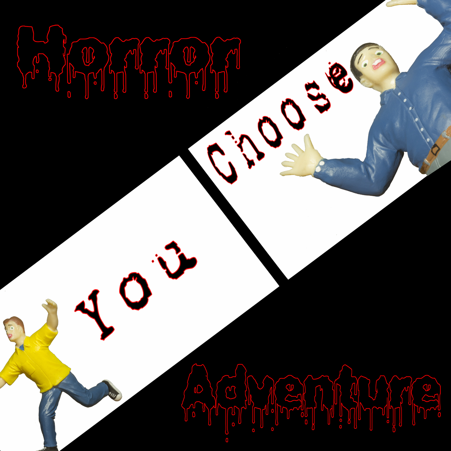 You Choose the Horror Adventure: Nocturnal Nightmares (Chapter 2)